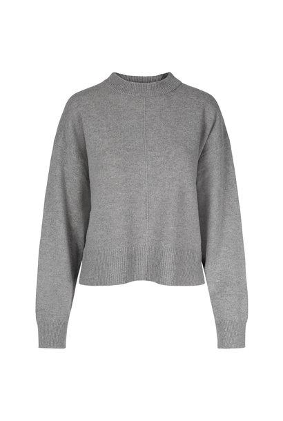 Gigi Sweater - Licht Grijs