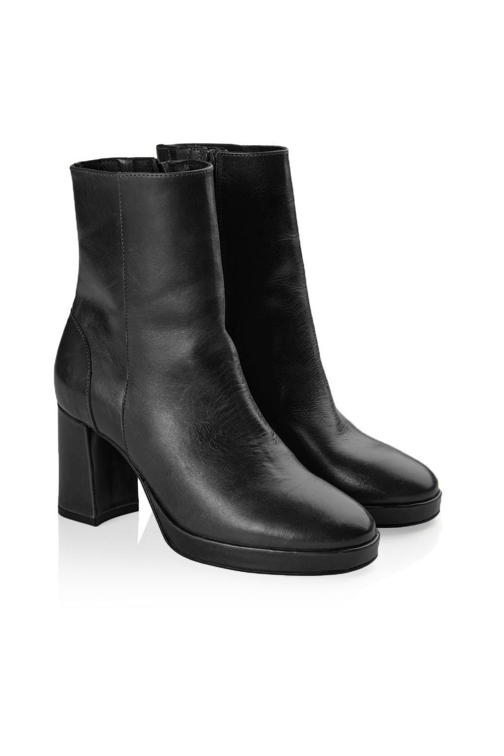 Asta Boot - Black-2
