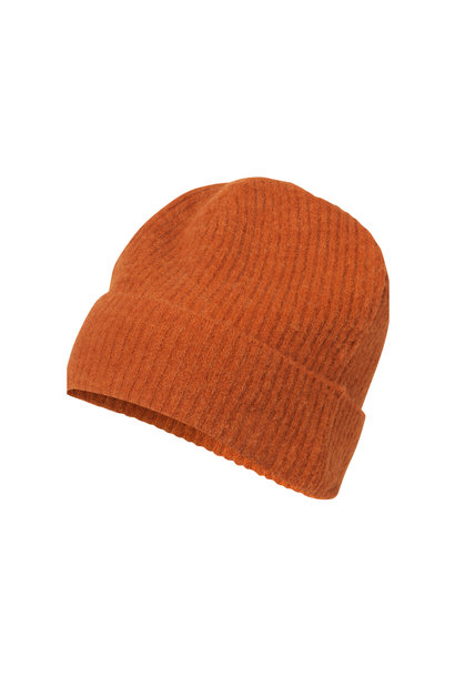 Rhonda Hat - Burnt Orange