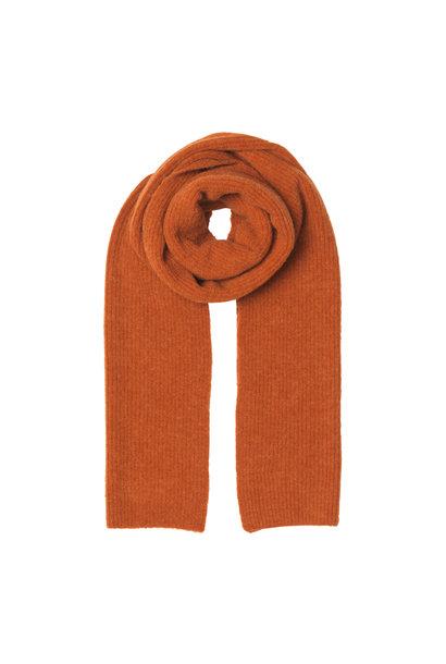 Rhonda Scarf - Burnt Orange