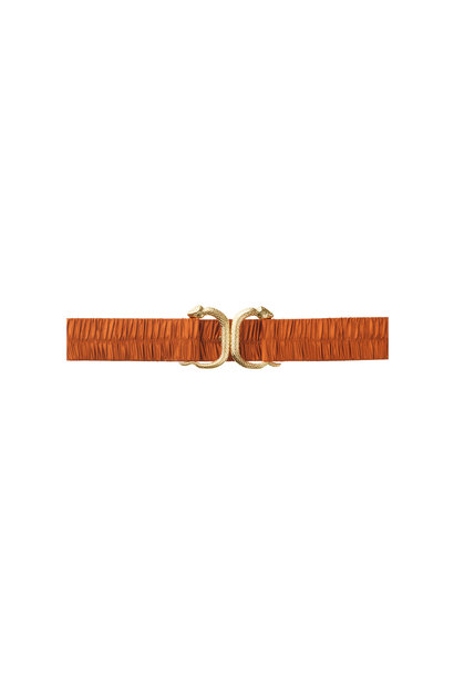 Otis Waist Belt - Burnt Orange