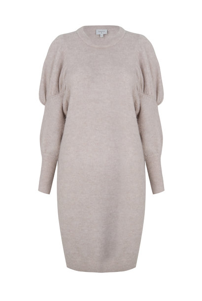 Littal Dress - Grey Mist