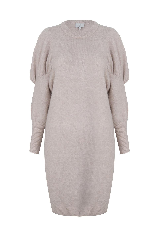 Littal Dress - Grey Mist-1