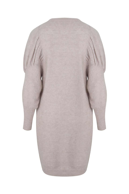 Littal Dress - Grey Mist-2
