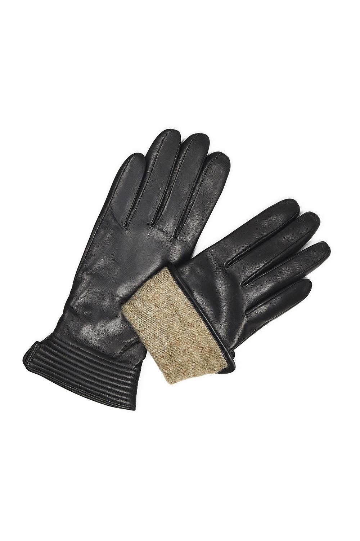 Yola Glove Leather - Black-2