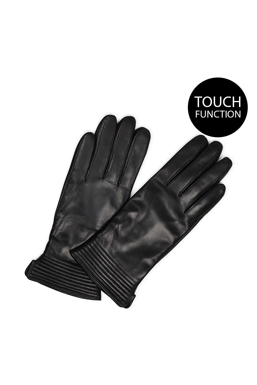 Yola Glove Leather - Black-4