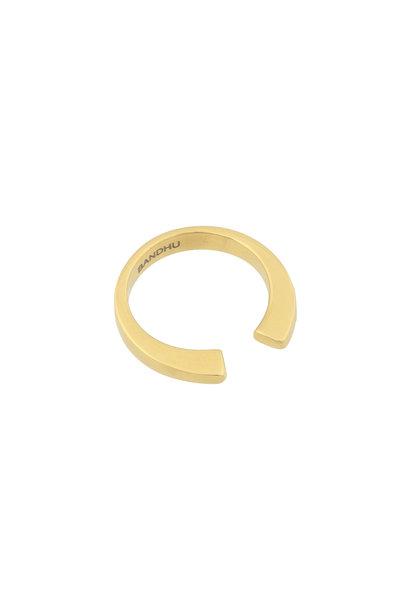 Vinyasa Ring - Goud