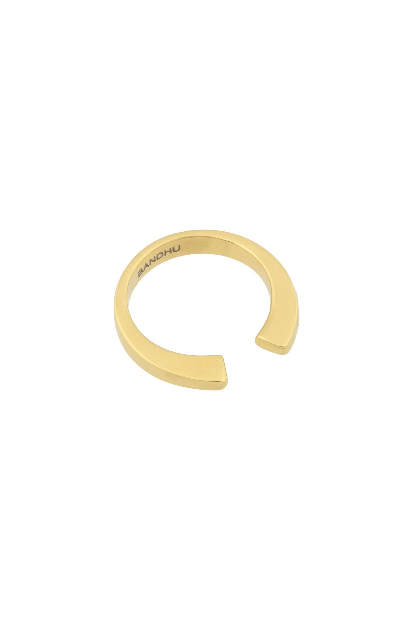 Vinyasa Ring - Gold-1