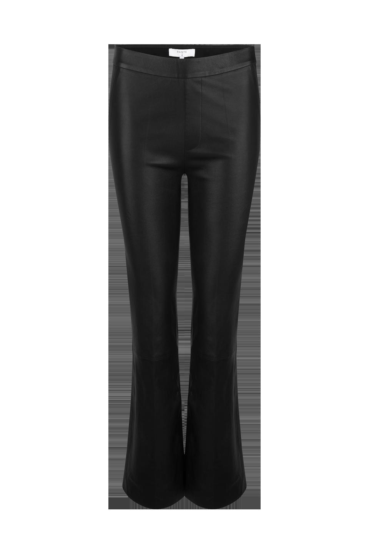 Tyson Regular Flare Pants - Raven-4