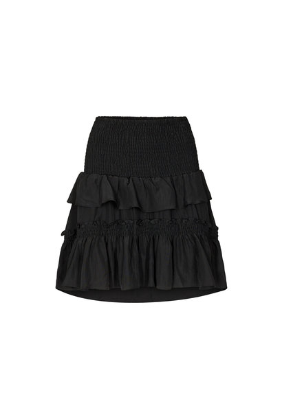 Keeva Smock Skirt - Black
