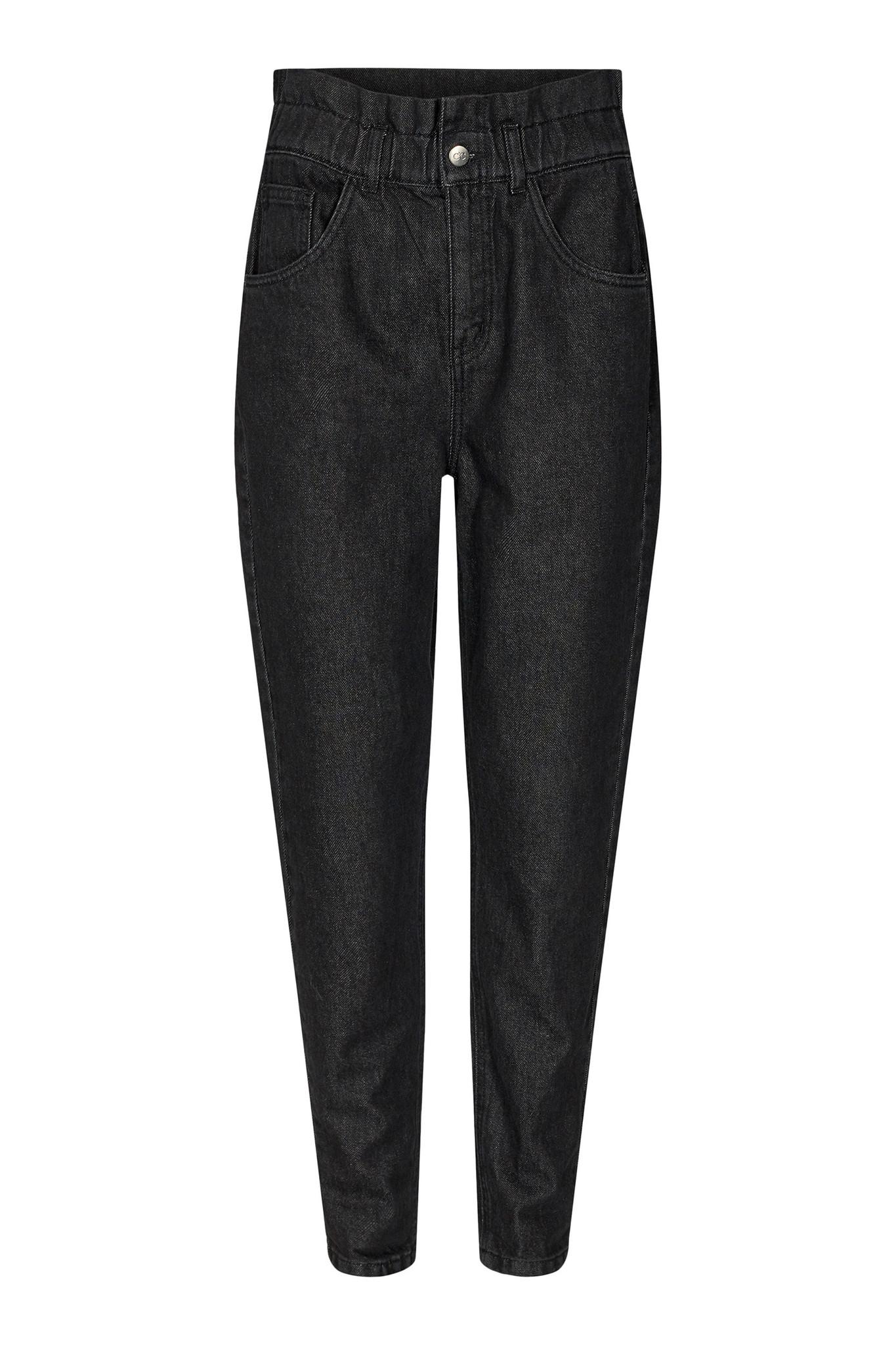 Zayn Jeans - Black-1