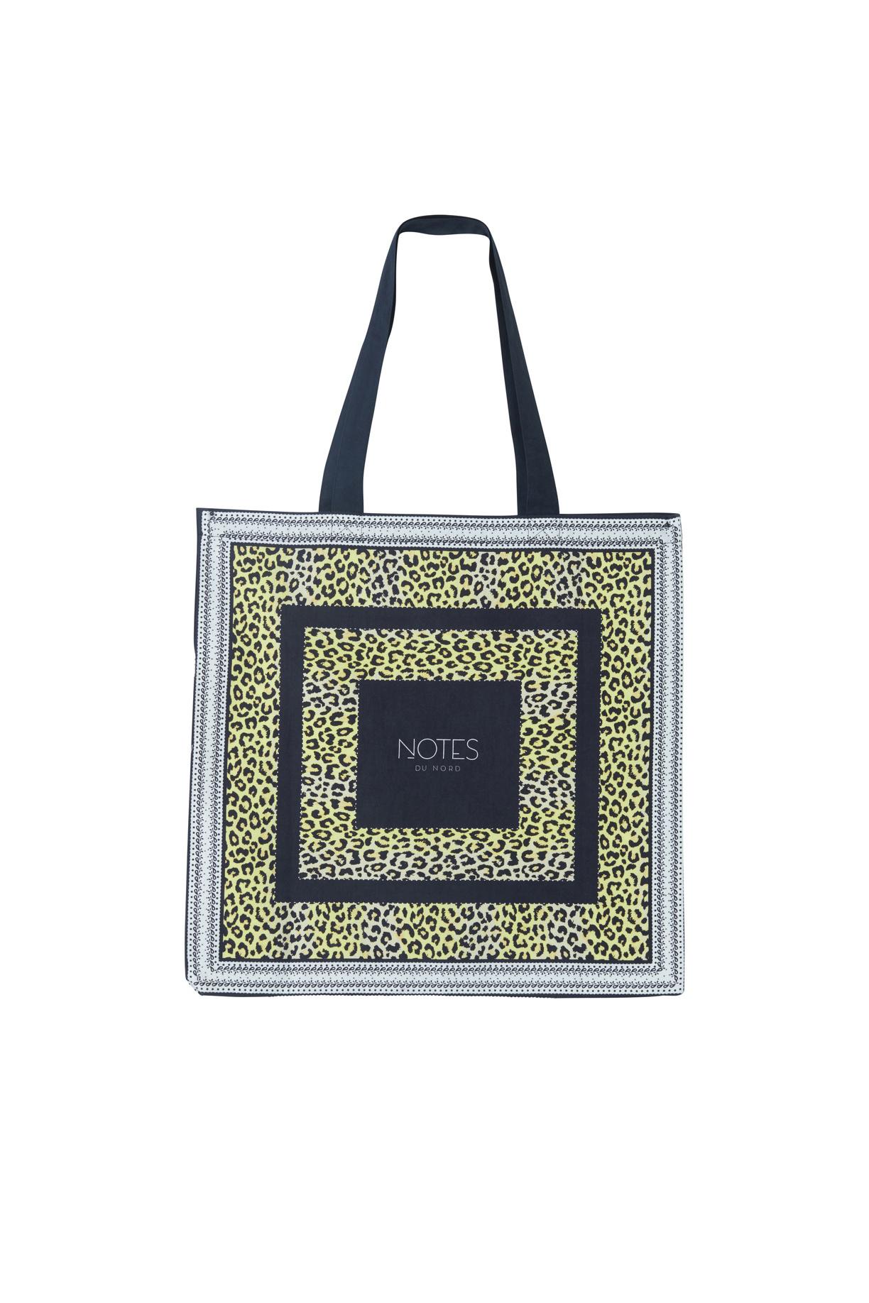 Olizzy Bag - Lemon Leopard-1