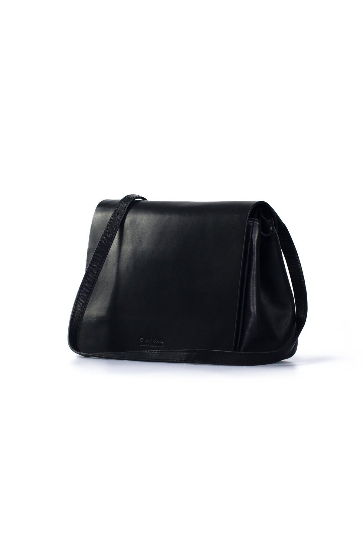 The Lucy Bag - Eco Black Classic Leather-2