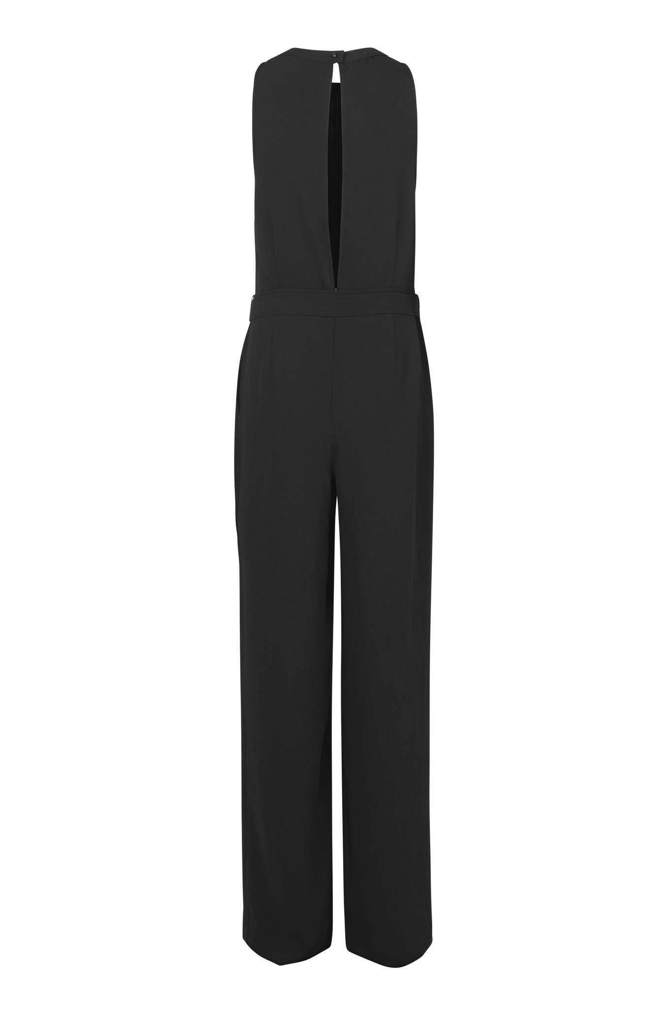 Hannah Jumpsuit - Black S-2