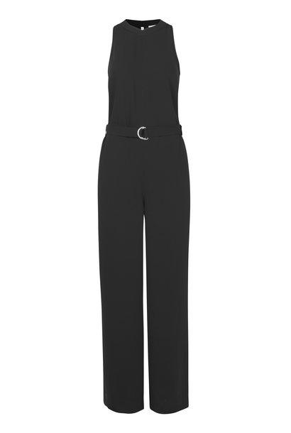 Hannah Jumpsuit - Black S