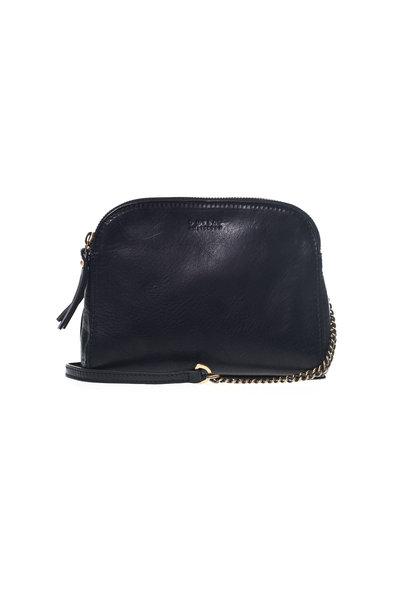 Emily Bag - Black Eco Stromboli Leather