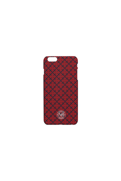 Pamsy iPhone 6/6S Plus Cover - Bright Red