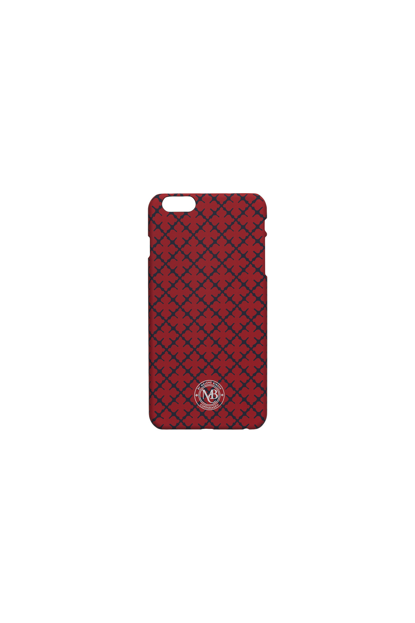 Pamsy iPhone 6/6S Plus Cover - Bright Red-1