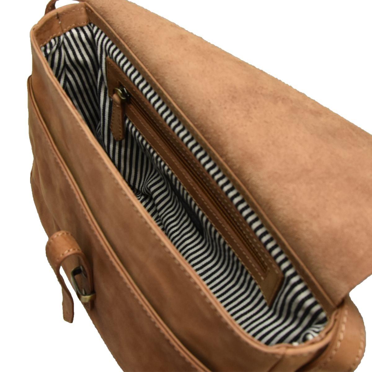 Ally Bag Maxi - Camel-5