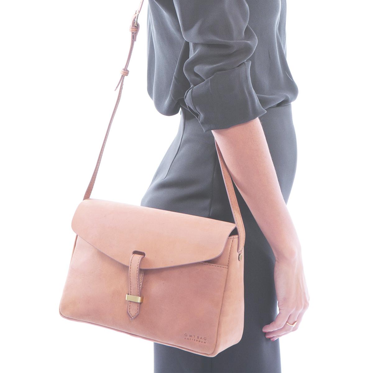 Ally Bag Maxi - Camel-2