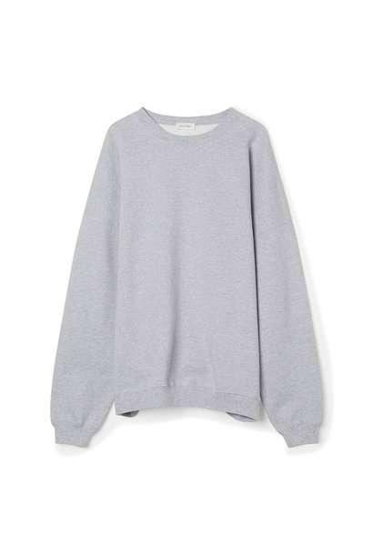 Baetown Sweater - Light Grey Melange