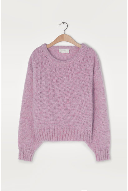 Vogbay Pullover - Prunelle Chine