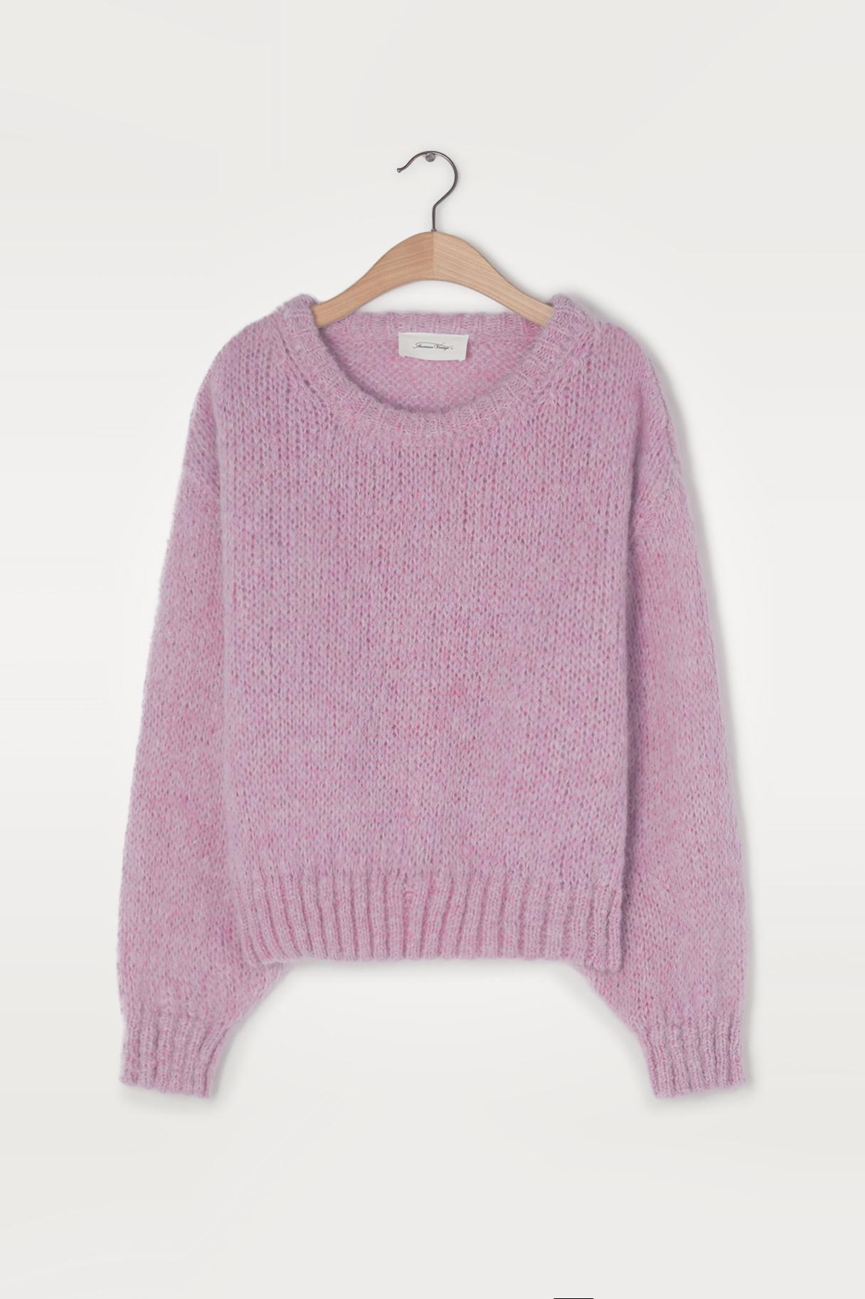 Vogbay Pullover - Prunelle Chine-6