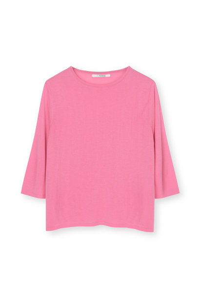 Lovisa Tee - Flamingo Roze