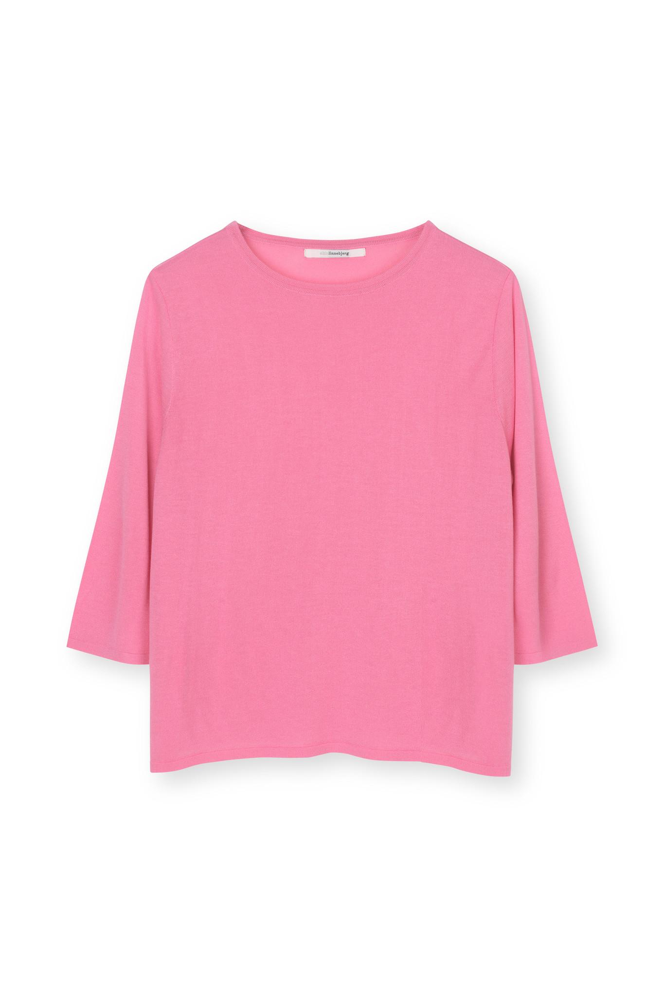 Lovisa Tee - Flamingo Roze-1