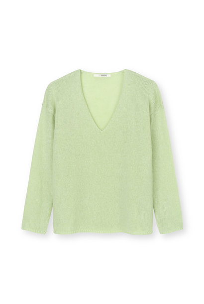 Diana Top - Soft Green