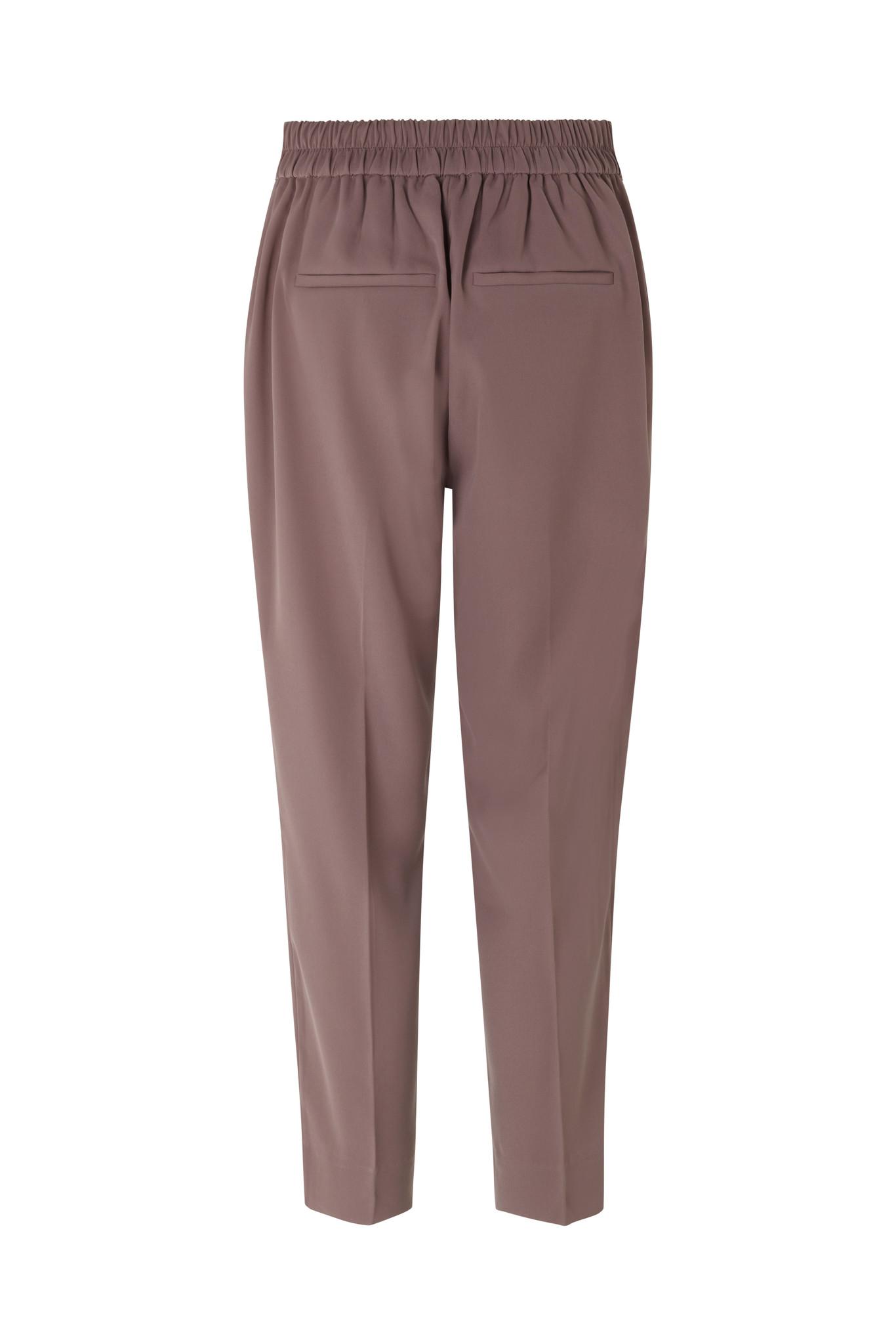 Garbo Trousers - Peppercorn-3