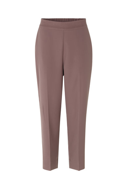 Garbo Trousers - Peppercorn