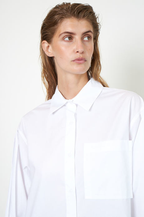 Larkin New Shirt - Peppercorn-4