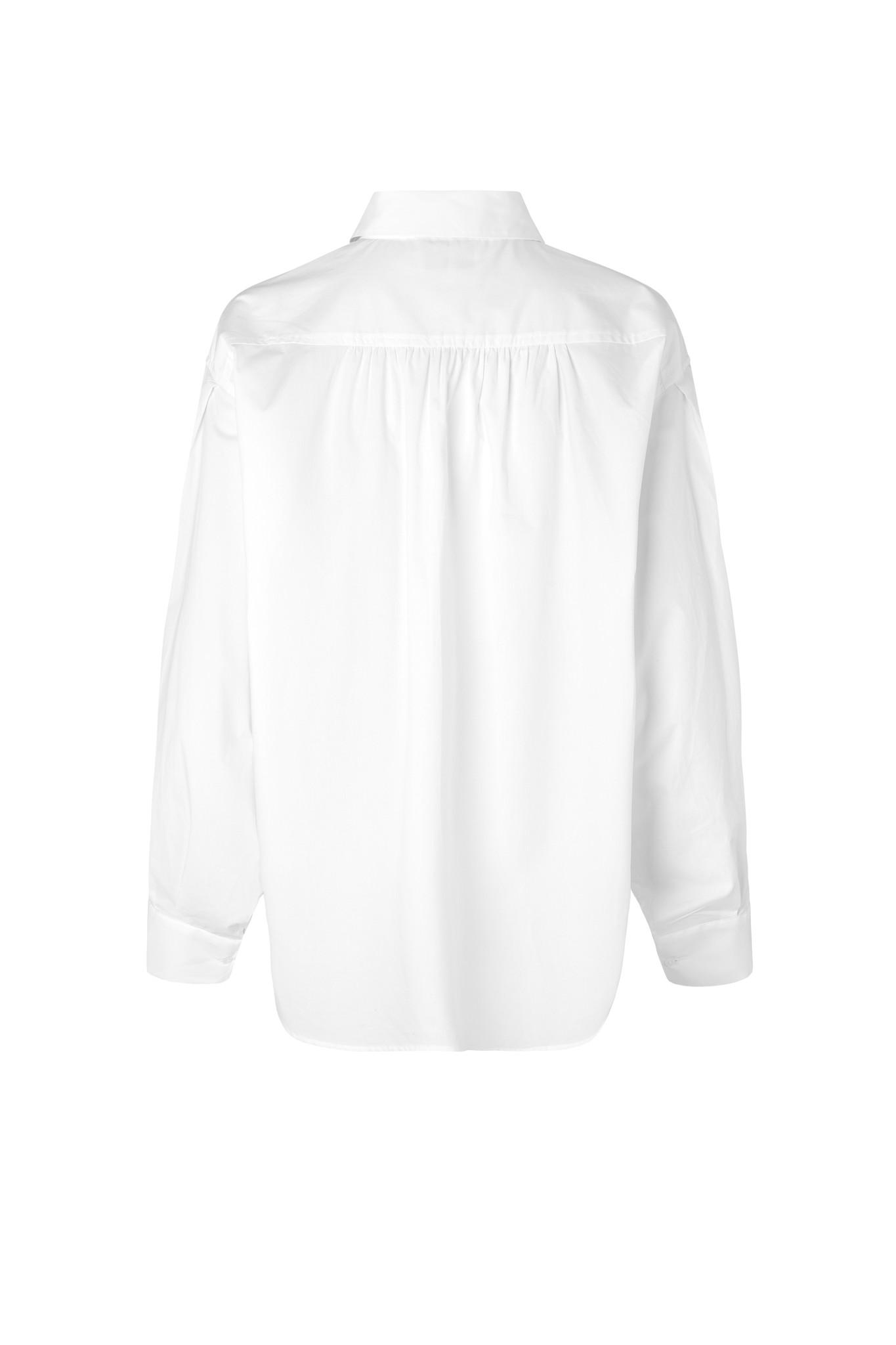 Larkin New Shirt - White-4
