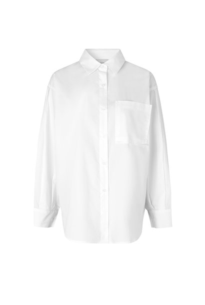 Larkin New Shirt - White