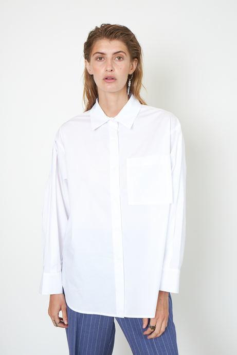 Larkin New Shirt - White-5