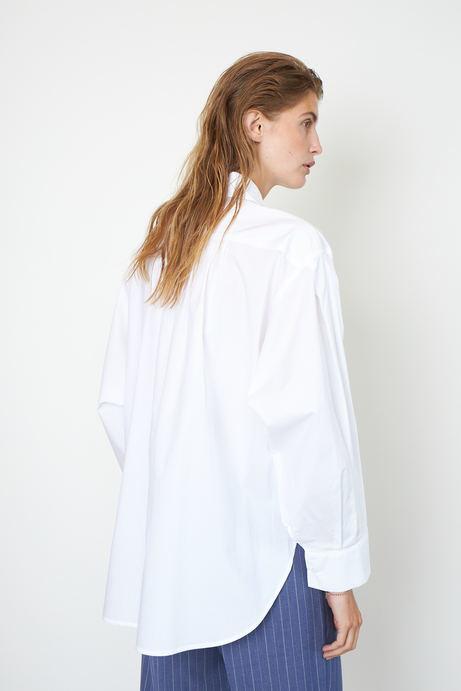 Larkin New Shirt - White-6