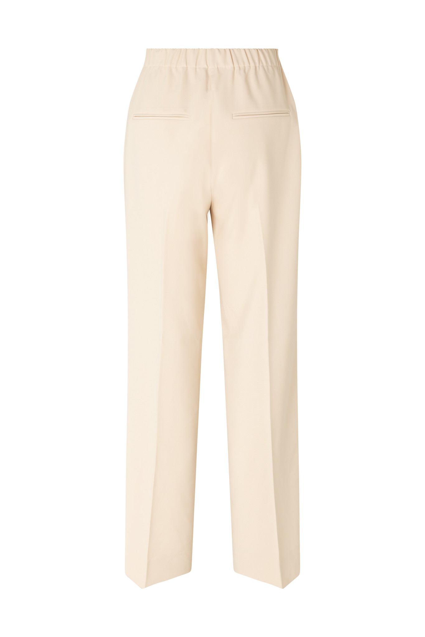 Evie Classic Trousers - Brazilian Sand-4