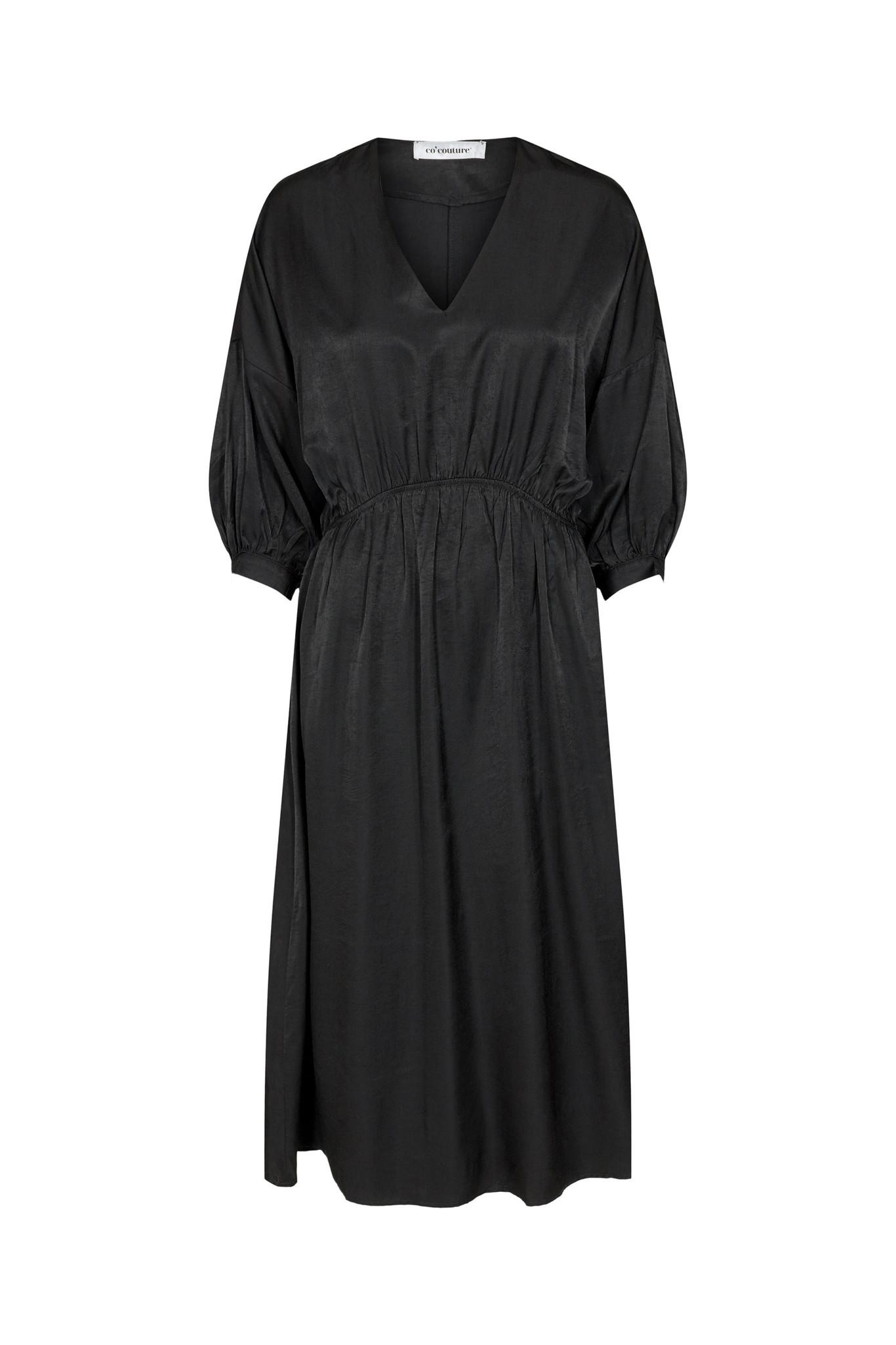 Adrienne Dress - Black-1