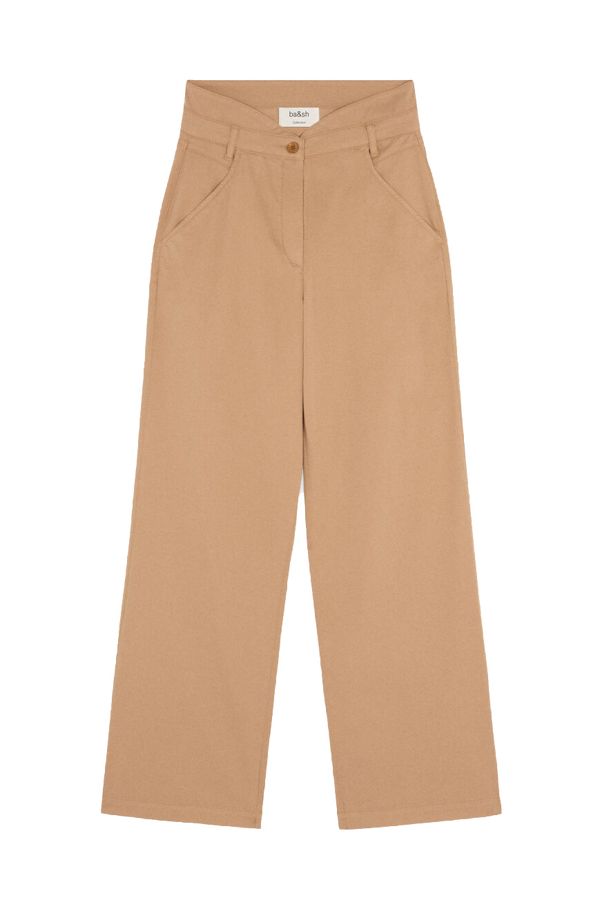 Boy Trousers - Beige-1