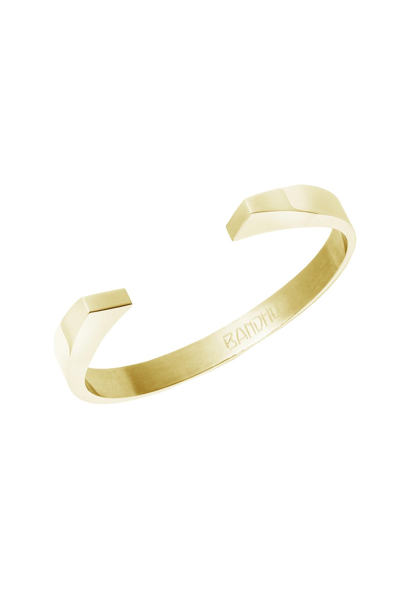 Vinyasa Bracelet - Gold-1