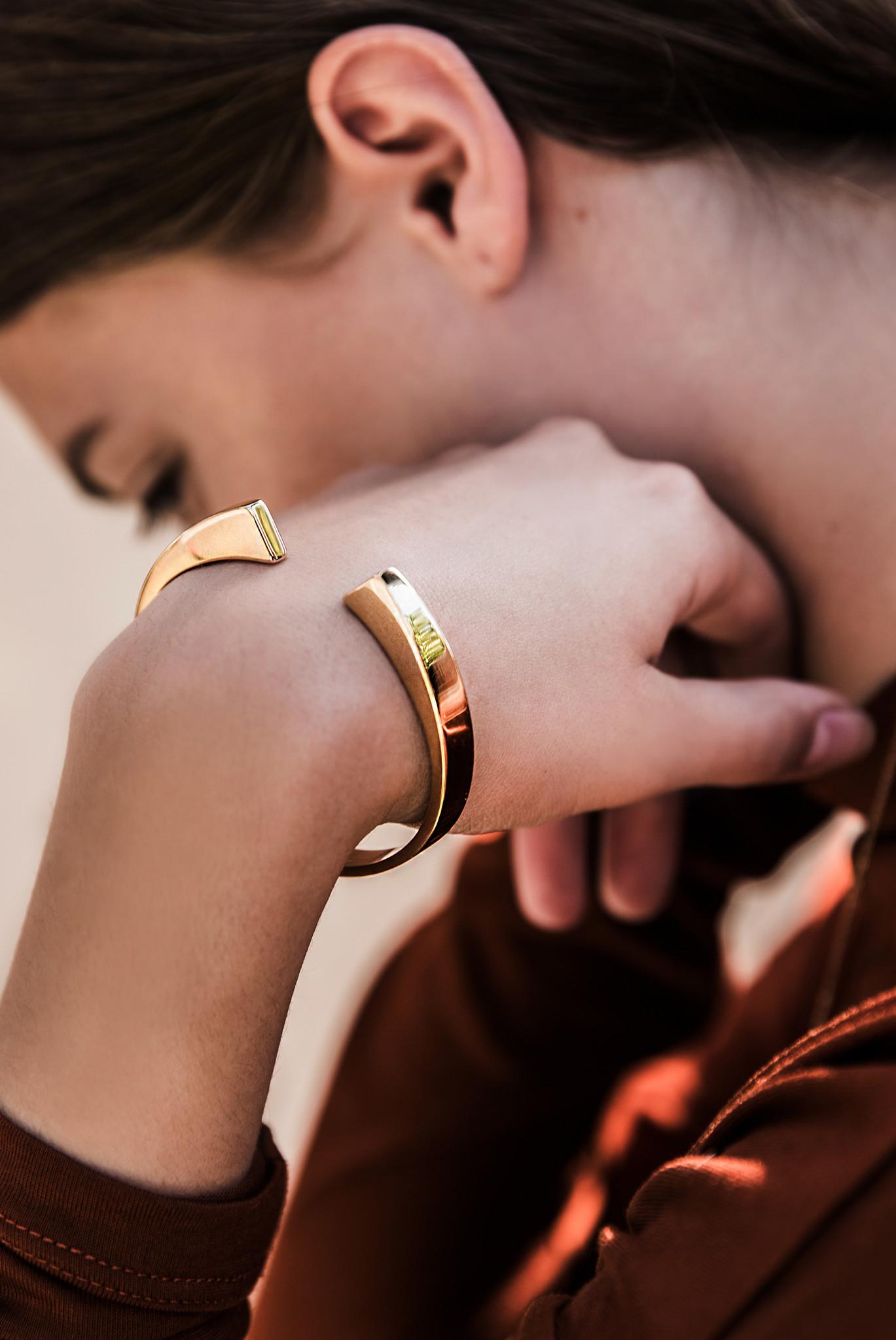 Vinyasa Bracelet - Gold-2
