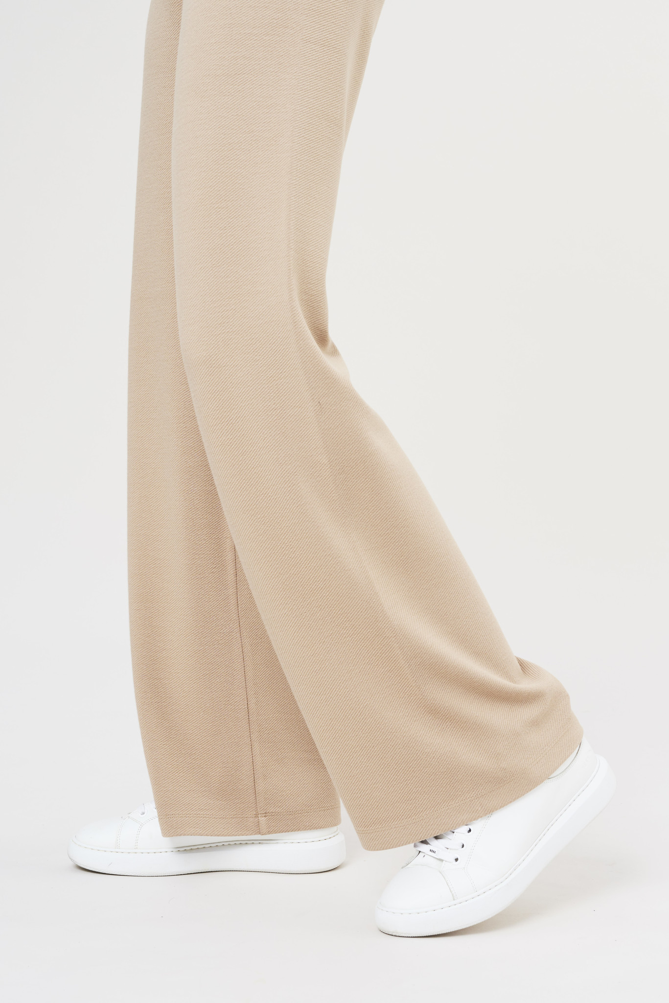 Forest Flare Pants - Sand-4