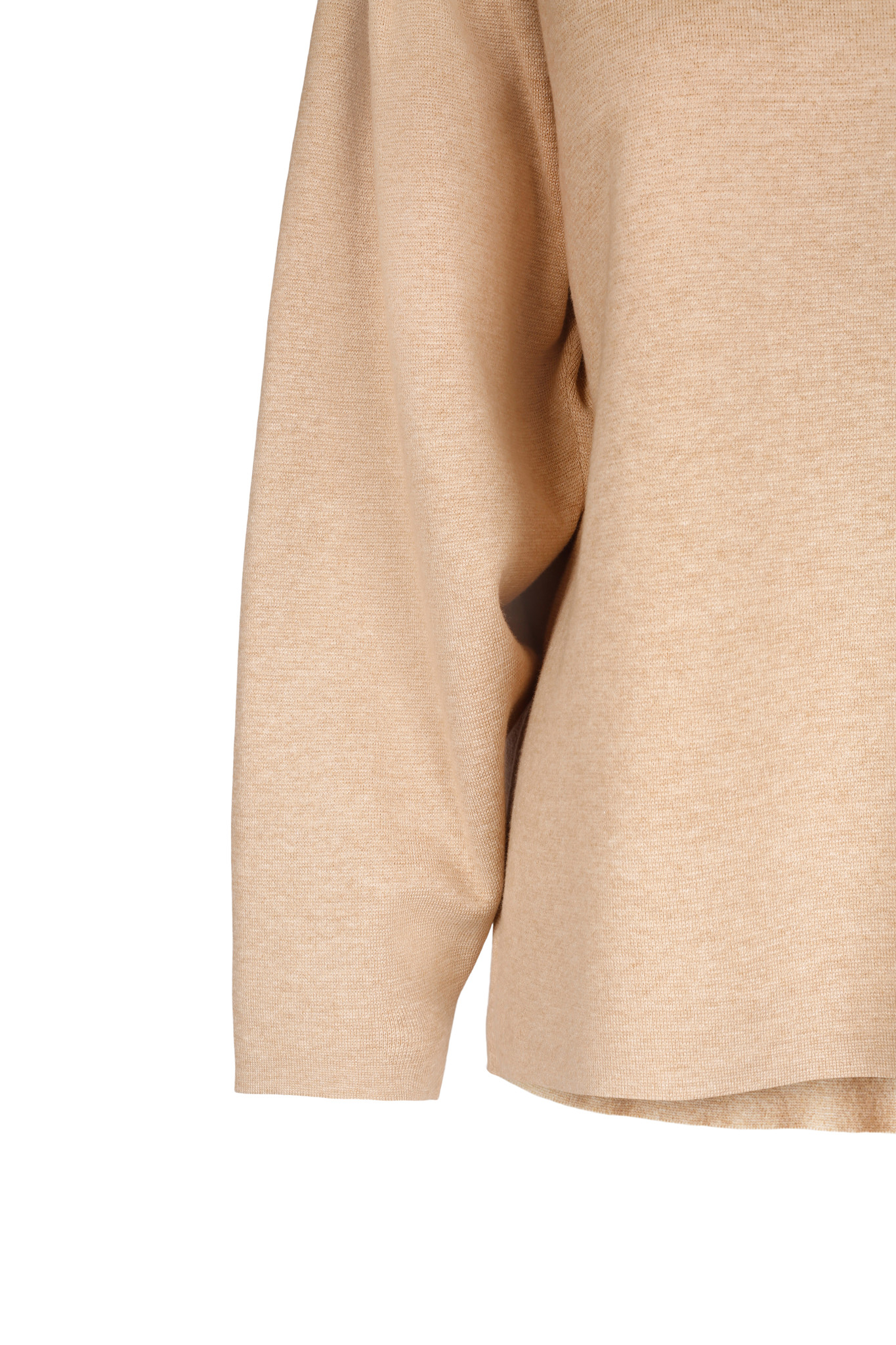 Claire Sweater - Camel Melange-3