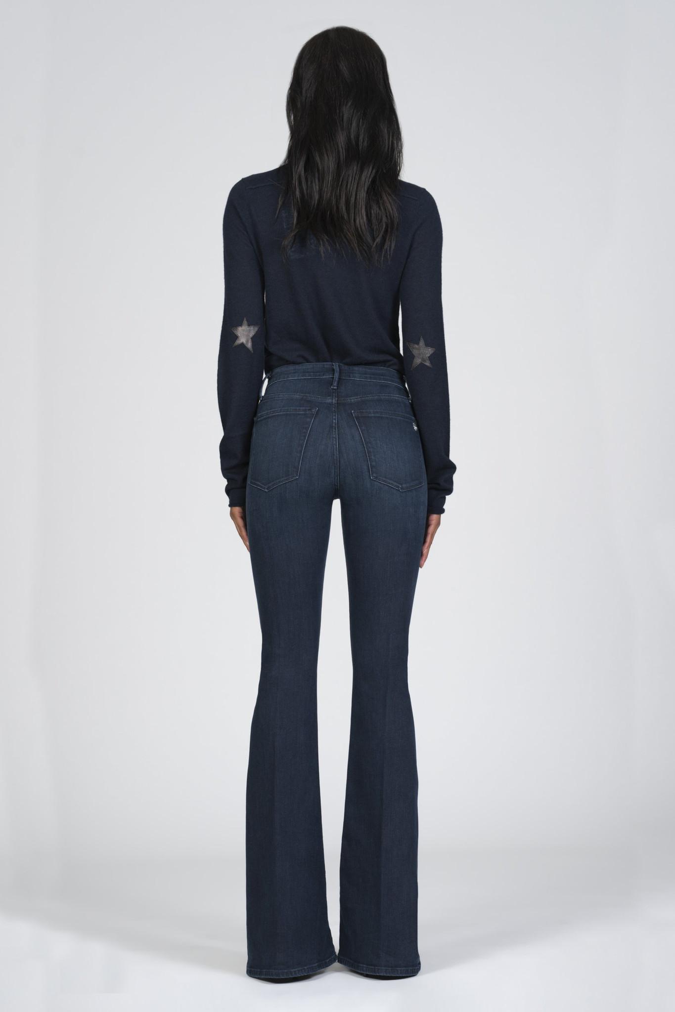 Grace Super Flare Jeans - Déjà Vu-4