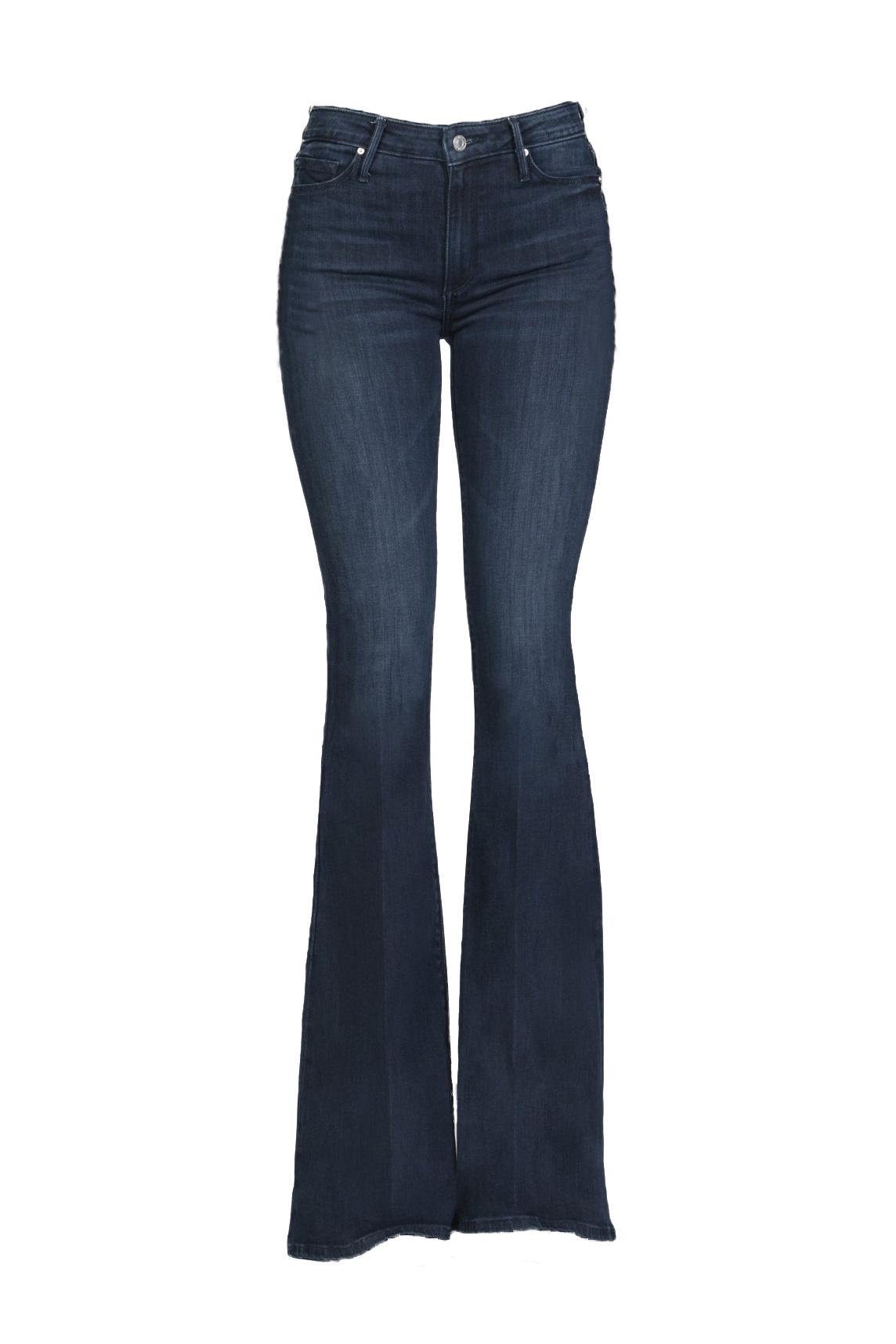 Grace Super Flare Jeans - Déjà Vu-1