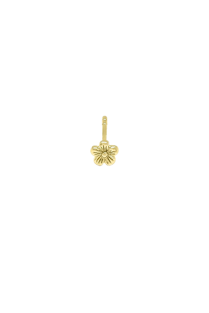Sauvage Stud Earring - Gold-1