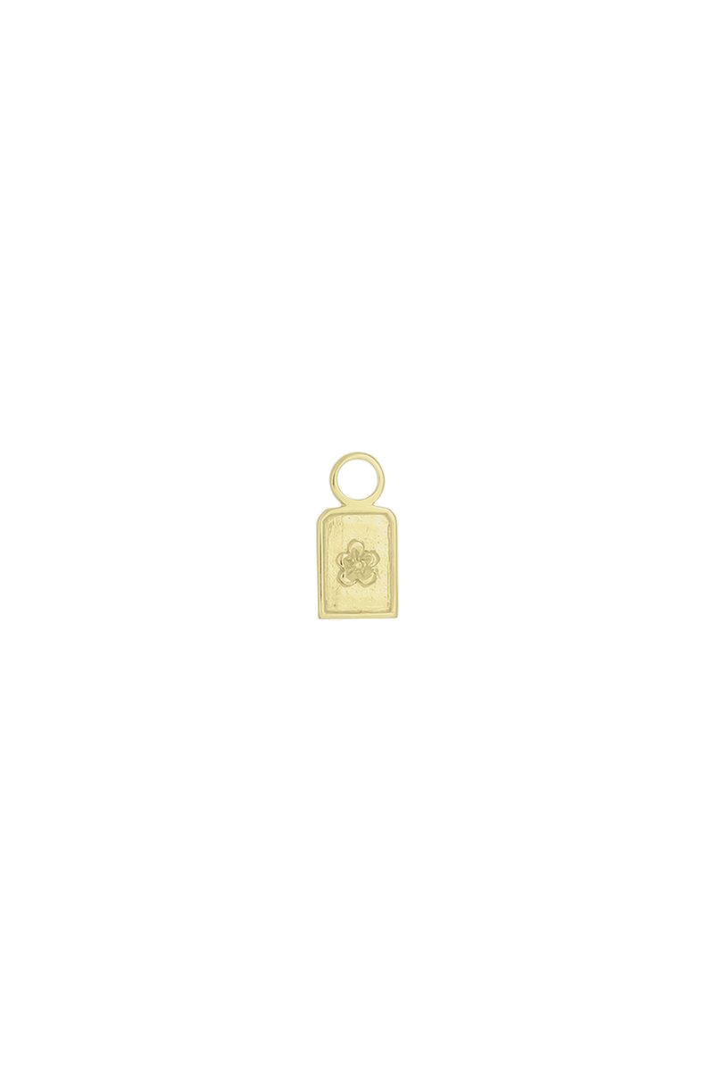 Sauvage Earring Charm - Gold-1