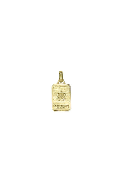 Sauvage Necklace Pendant - Gold