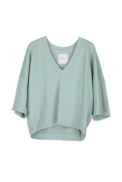 Bindi Sweater - Sage Groen
